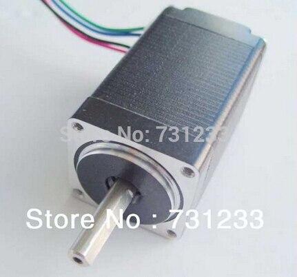 Free shipping 2pcs lot nema 11 stepper motor with 8 for Nema 11 stepper motor