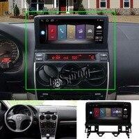 10 25 Inch Upgraded Original Car CD Player For Mazda 6 GPS Navigation MP5 WiFi Smartphone