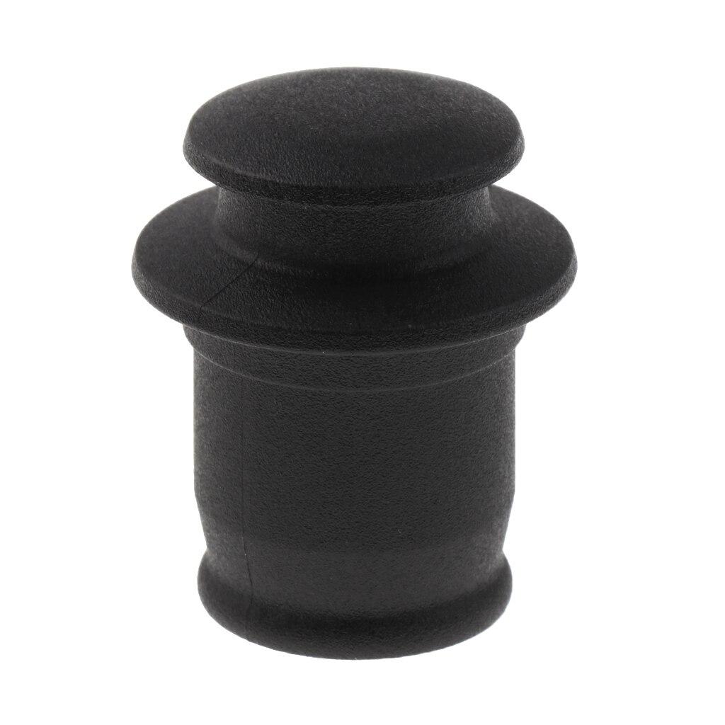 Universal Car Cigarette Lighter Socket Cover Dust Cap Waterproof Plug ABS Environmental Anti-Retardant Material