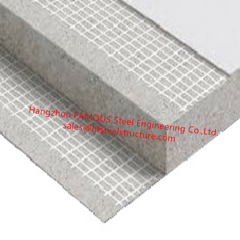 High Density Waterproof MgO Sulfate Board Fire Resistence Cement Fiber Glass Reinforced Magnesium Oxide Panel