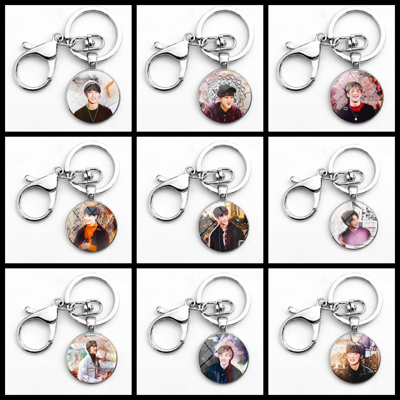 40 Types Game Rainbow Six R6 Zinc Alloy Keyring Pendant Necklace Toy Gifts Hot