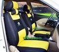 (Передние + Задние) Автомобилей чехлы Универсальный Автомобилей Чехлы Для Renault Logan Sandero 2 Duster Fluence Megane 2 Laguna 2 Captur Живописный 3D Цвет