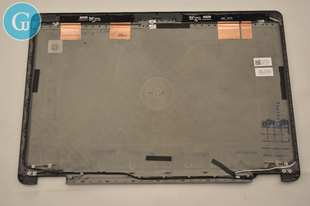 New  For Dell  Latitude E5550  LCD Back Cover Assembly 07JGH9 AM13M000502