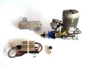 Image 3 - Ngh 2 motores do curso ngh gt25 25cc 2 motores a gasolina motores a gasolina rc aviões rc avião dois tempos 25cc motores