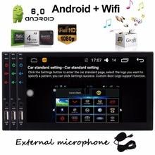 """Eincar """" Android 6,0 Автомобильный стерео радио сенсорный экран gps Автомобильный gps плеер навигация головное устройство Поддержка Wifi/1080 p видео/Mirrorlink"""