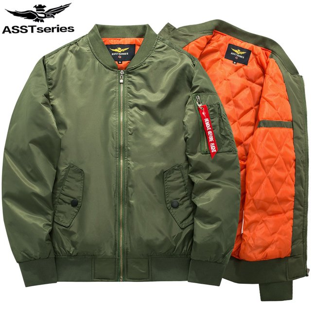 Asstseries Bomber Jacket Men Army Military Jacket Men Mens Air Force Jackets  And Coats Oversize 6XL Tactical Jacket For Men.DA36 2c45b6b6cfc