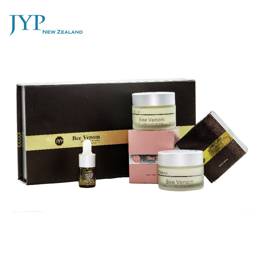 NewZealand JYP Bee Venom SkinCare Sets Mask+Moisturizing Cream+Serum Manuka Honey Facial Lift Cream Anti Aging Reduce Wrinkles handled honey refractometer tester beekeeping tool honey bee refractometer