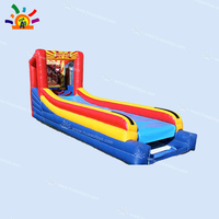 Free Shipping Inflatable basketball couet for sale inflatable Shoot sport game basketball court covering