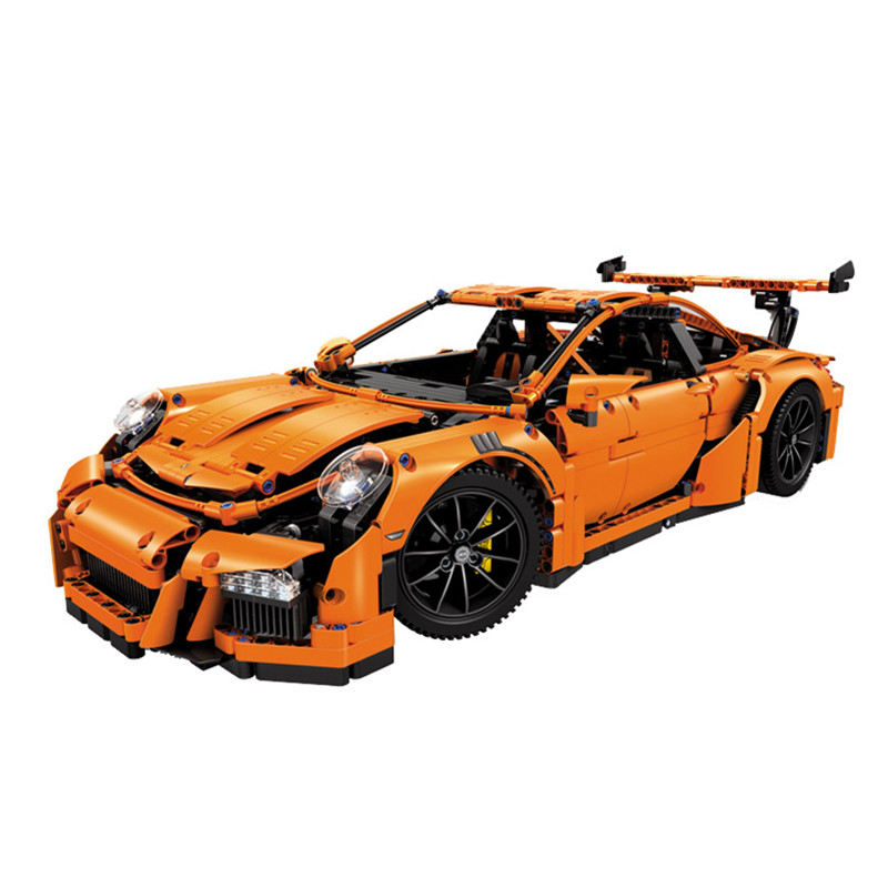 2758pcs Science And Technology Series Super Sports Car Legoings Building Blocks Toy Kit DIY Educational Children