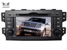 4UI intereface combinado dos-en-uno sistema reproductor de DVD del coche para KIA MOHAVE BORREGO 2008-2011 2012 2013 2014 2015 BLUETOOTH GPS navi SWC
