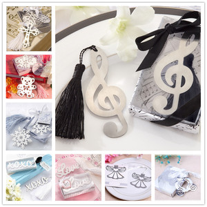 Творческие музыкальные ноты/Ангел/Бабочка закладки детский сувенир с душем вечерние сувениры для детей подарки на свадьбу, день рождения д...