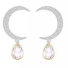 Sailor Moon Pure 925 Sterling Silver Jewelry For Women High Quality Style Star Moon Earrings Sterling-silver-jewelry H Earring