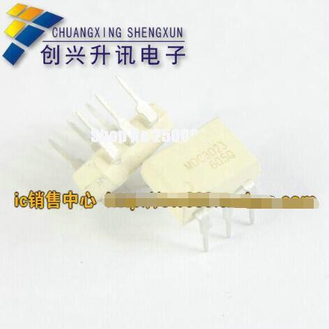 1pcs/lot  MOC3023   DIP-6