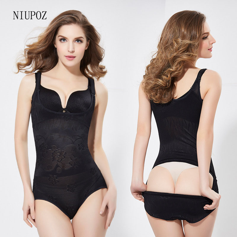 Women Lingerie Conjoined   Corset   Bodysuit Thong Full Body Shapewear   Bustier   Underwear Women