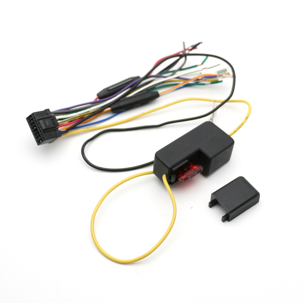 hight resolution of if you are installing an aftermarket radio in your car you need this harness all wiring harness and wires are labeled with own specific function