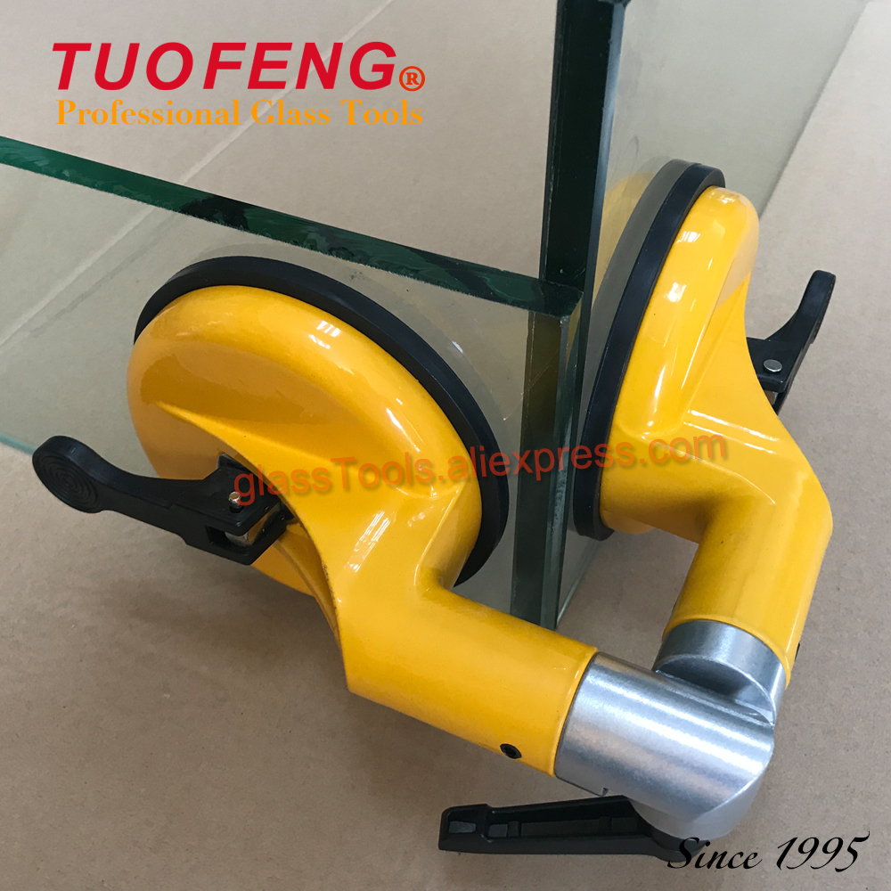 TUOFENG Angle Suction Holder Positioning and Fixing Devices for Glass Bonding