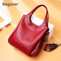 Women Bag 2018 Soft Real Genuine Leather Women's Handbag Ladies Shoulder Tote Bag Blue Bags Female New Designer Ladies Bag