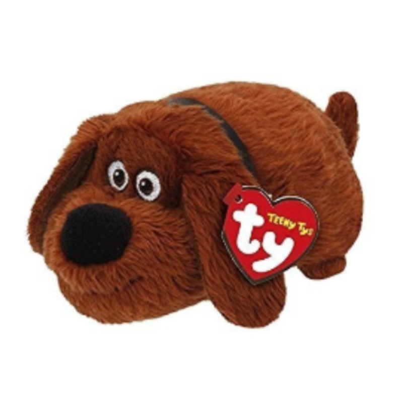 Ty Beanie Babies Pets Movies Max The Dog Regular Plush Soft Stuffed ... 2cf876bd1d66