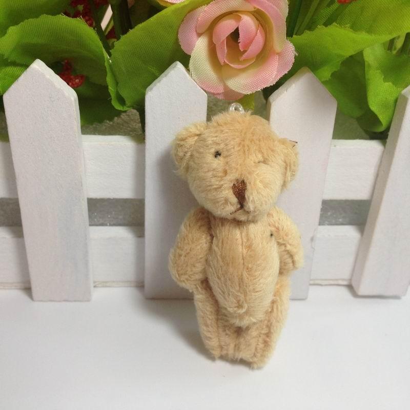 6cm long wool teddy bear (8)