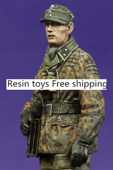 pre order-Resin toys  35076 LAH NCO in the Ardennes  Free shipping pre order resin toys  lm b016 jfk  the