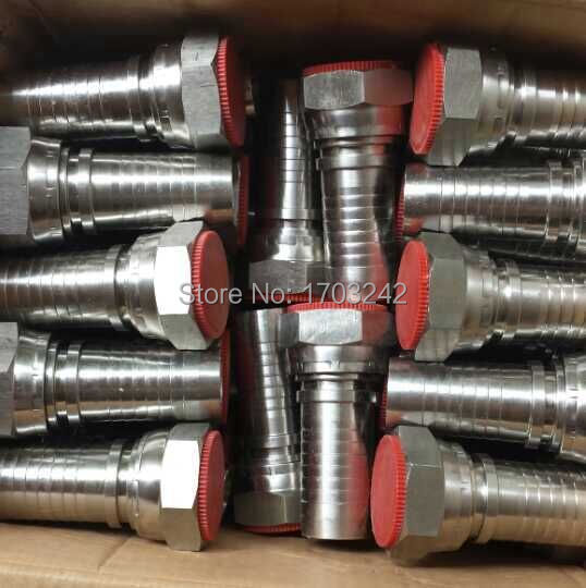 Hydraulics Assembly Pipe : Hydraulic hose fitting assembly pipe ferrule fittings