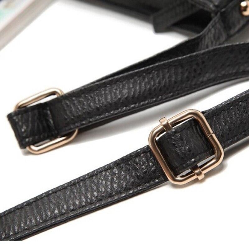 nova bolsa moderna de mulher, Color : Black/beige/pink/khaki
