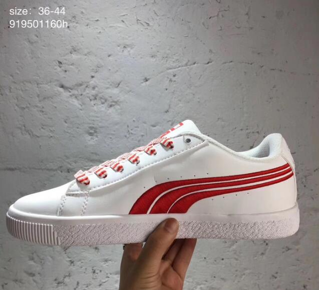New Arrival  Puma X BTS Smash womens shoes Breathable Sneakers Badminton Shoes 6 COLOR size36-39