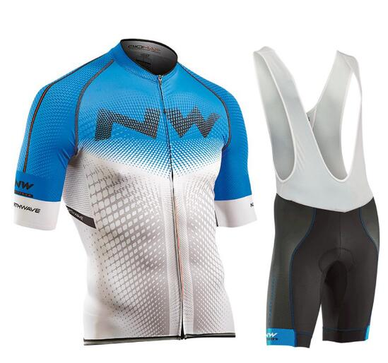 NW 2018 New Cycling Jersey Short Sleeve Summer Breathable bib shorts Bicycle Clothes Quick Dry Roupa Ciclismo Maillot