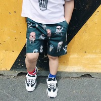boys short summer kids shorts boys pants casual design baby boy shorts