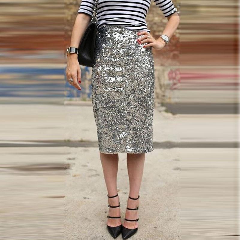 Online Get Cheap Calf Length Midi Skirts -Aliexpress.com | Alibaba ...