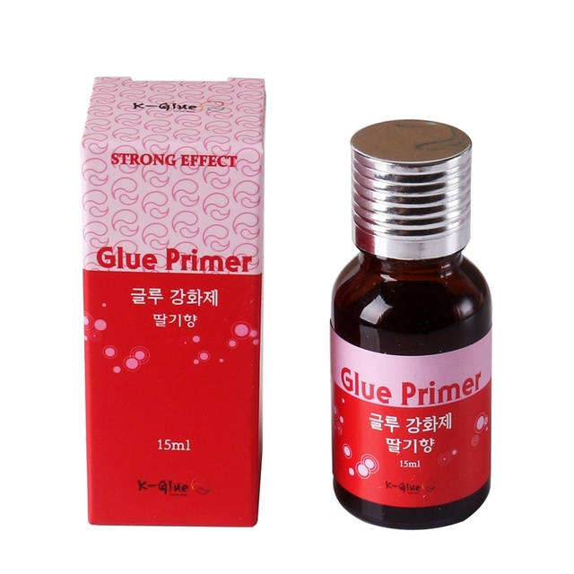 Navina 15mlbottle Strong Effect Eyelash Glue Primer For Individual