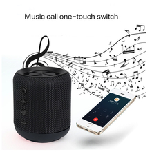 Portable Speaker Mini Waterproof Bluetooth Speaker Portable Audio TWS 2019 Home and Outdoor New Edition