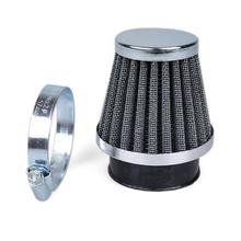 1PC Mushroom Shape Air Filter For All Motorcycle With 38-39-40mm Engine Inlet for puritan bennett ventilator pb840 air inlet filter turbine filter