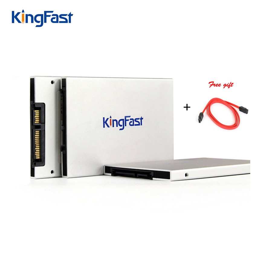 F6 Kingfast 2.5 internal 32GB 60GB 128GB SSD 7mm metal for PC notebook Laptop desktop SATAIII 6GBps HDD Solid State Hard Disk electronic speed controller for feilun ft012 rc boat ft012 rc spare parts accessories