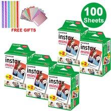 Fujifilm Instax Mini Weiß Rand Film Instant Foto Papier für LiPlay Link Polaroid Instant Mini 8 9 7s 9 70 25 90 SP 1 2 Kamera