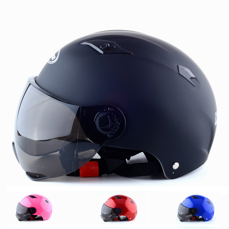 Bicycle-Helmet Goggles Road-Bike Safety Riding Sports With Matte Black In-Mold Mens Women