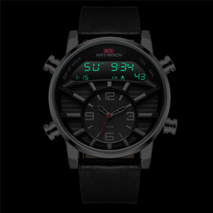 Image 5 - Mens Watches Top Brand Luxury Analog Digital Watch Men Army Military Watch for Men Big Tactical Sport Relogio Masculino Whatches