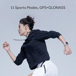 Image 5 - Huami Amazfit 間際スポーツスマートウォッチ 3 GPS Bluetooth 音楽再生通話応答メッセージプッシュ心拍数モニター