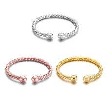 Luxury Design Men Women Couples Magnetic Therapy Bracelet Health Care Interweave Bracelet Fine Jewelry Best Gift