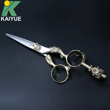 Factory Direct 6′ Hair Scissors Bayber Salon Professional Hairdressing Cutting Scissors Shears With Scissor Bag GX07-60-P