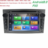 Android 8 0 Octa Core 7 Inch Car Audio Stereo Double Din In Dash For Opel