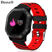 K5 Smart watch Multiple Sports Watch Swimming IP68 Waterproof Cycling Heart Rate Monitor Blood Oxygen Clock Smart Bracelet