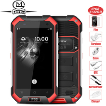 Blackview BV6000 IP68 Waterproof Smartphone shockproof 4.7″ MT6755 Octa Core Android 6.0 3GB RAM 32GB ROM 4G LTE Mobile Phone