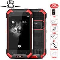 Blackview BV6000 IP68 Waterproof Smartphone Shockproof 4 7 MT6755 Octa Core Android 7 0 3GB RAM