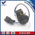 EC210 регулятор дроссельной заслонки блок управления 14542152 VOE14542152 для Volvo Экскаватор селектор ручка