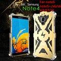 Original Design de alta de Metal de THOR IRONMAN do telefone móvel para Samsung Galaxy S6 borda nota 4 5 borda A7 E7 J7