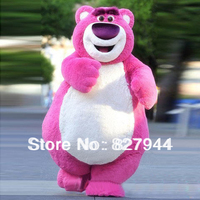 Lots O' Huggin' Bear Lotso Toy Sotry Mascot Costume EPE