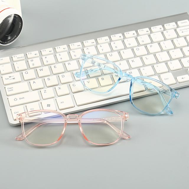 Computerbriller Mænd Kvinder Anti Blå Lysstråling