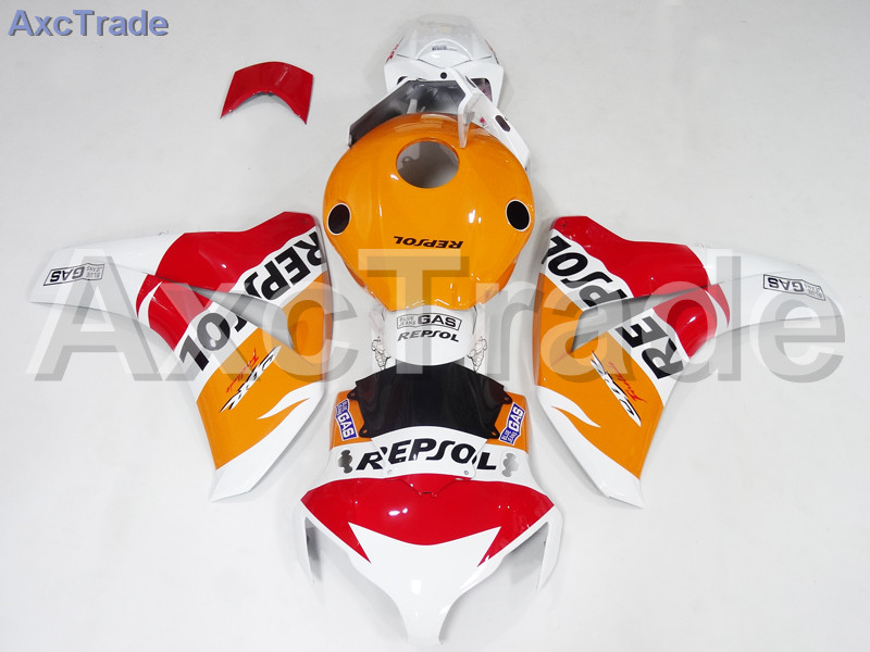 Motorcycle Fairings For Honda CBR1000RR CBR1000 CBR 1000 RR 2008 2009 2010 2011 ABS Plastic Injection Fairing Bodywork Kit A565
