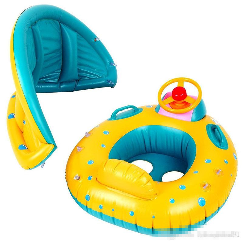 Baby-Pool-Float-Baby-Inflatable-Swimming-Ring